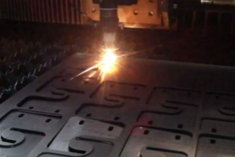 Лазерная резка стали. Услуги по лазерной резке стали в Киеве