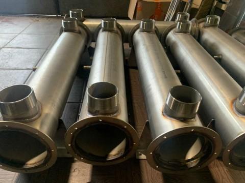 Инжиниринговые услуги при изготовлении деталей и изделий из нержавеющей стали