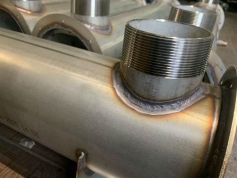 Изготовление деталей и изделий из нержавеющей стали под ключ на собственных металлообрабатывающих комплексах с ЧПУ
