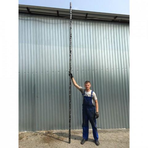А сейчас, мы можем производить лазерную резку труб большой длины (до 5,5 метров)