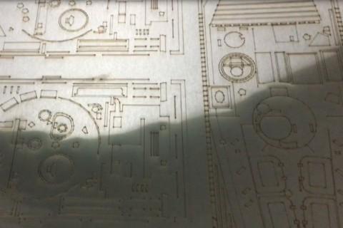 Лазерная маркировка металла  20.01.2017-01