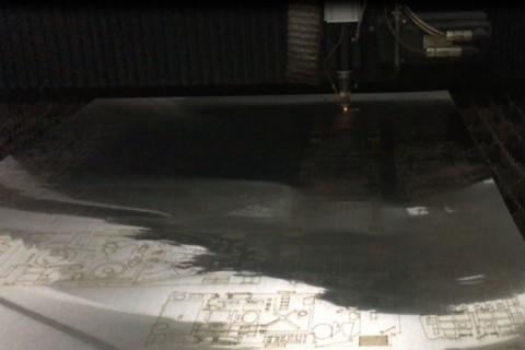 Лазерная маркировка на больших площадях 20.01.2017-03