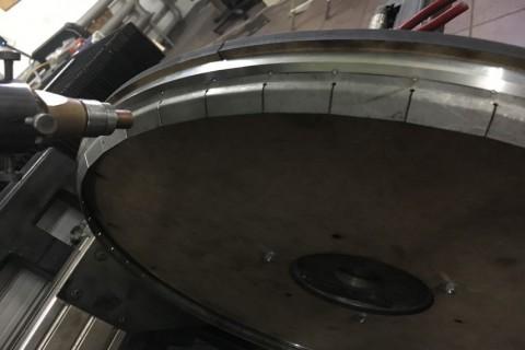 Лазерная резка и сварка жаропрочных сталей