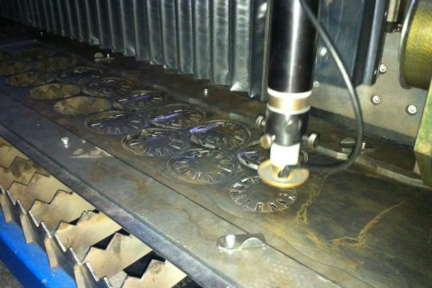 Элементы статора электродвигателя