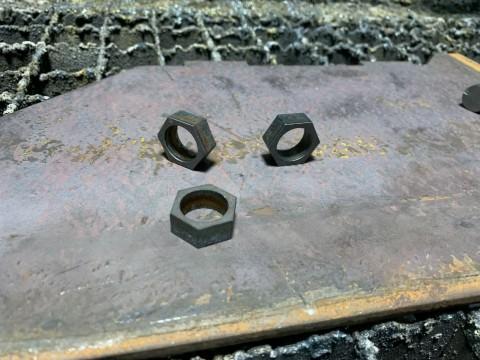 Лазерная резка толстой стали толщиной 10мм