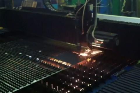 Резка нержавеющей стали на лазерном оборудовании