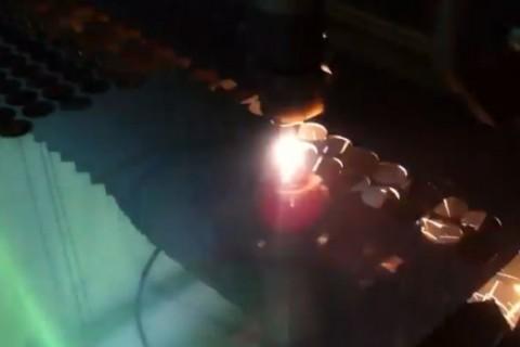 Процесс лазерной резки нержавеющей стали