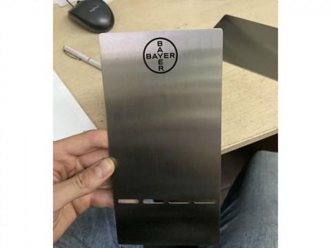 Услуги по лазерной резке нержавеющей стали толщиной 0,8 мм