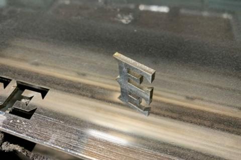 Лазерная резка нержавеющей стали толщиной 3 мм - 06-2019