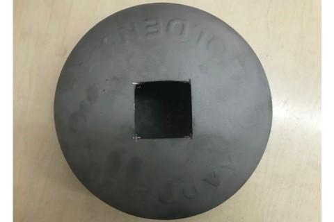 Лазерная резка объемных конструкций из черной стали для изготовления музыкального инструмента в компании LaserCWM