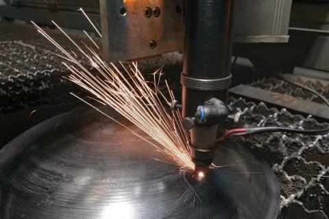 Лазерная резка объемных конструкций из стали марки Ст3 на заказ