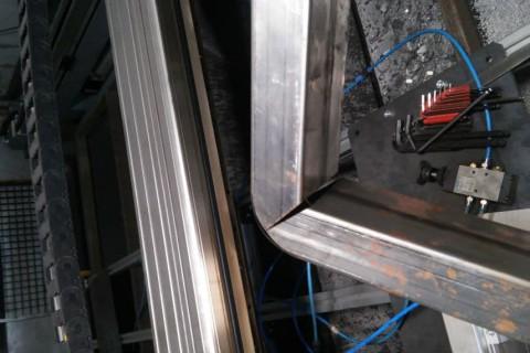 Разработка технологии и приспособлений для изготовления деталей мебели из профильной трубы  (сталь)