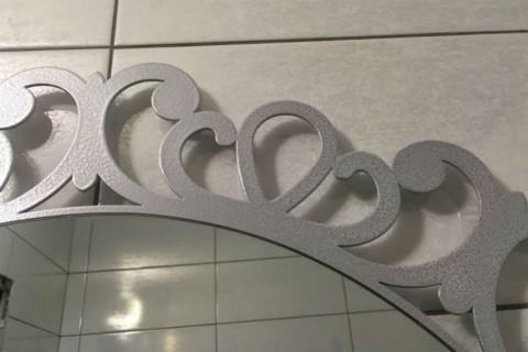 Резка корпуса зеркала из стали марки СТ3 на лазерном оборудовании