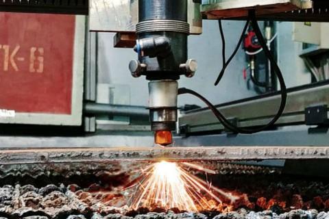 Лазерная резка толстостолистовой стали на заказ - 17-2019