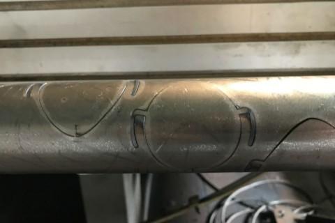 Лазерная резка труб любой сложности