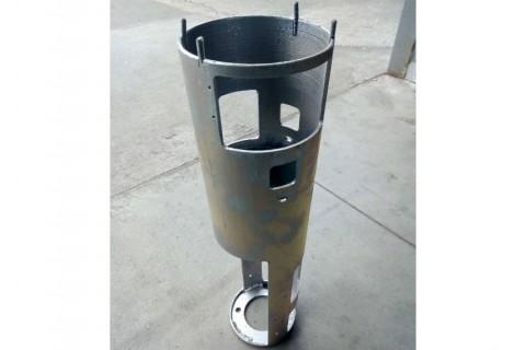 Лазерная резка труб из нержавеющей стали для промышленной компании-12-12-2018 Киев