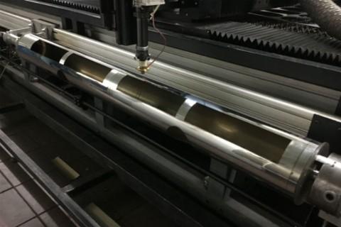 Лазерная резка труб из нержавеющей стали под заказ 13.12.2016-02