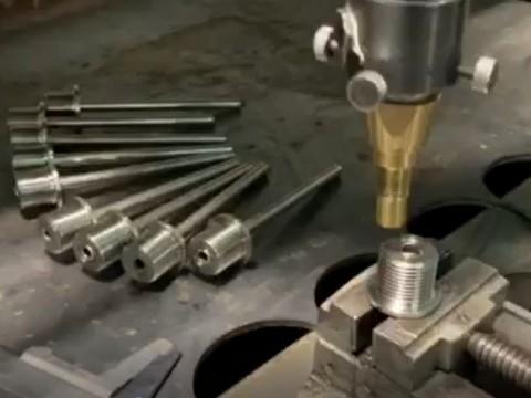 Лазерная сварка деталей из нержавеющей стали с применением автоматической сварки