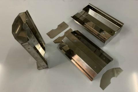 Услуги лазерной сварки металла на заказ в промышленной компании LaserCWM - 01.2019