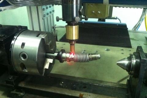Лазерная сварка сильфонного узла. Услуги по лазерной сварке