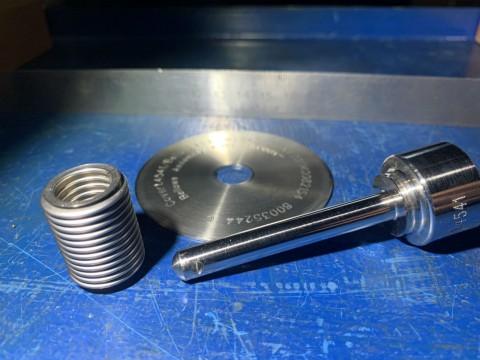 Лазерная сварка сильфонных узлов из тонкостенной стали