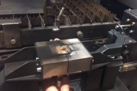 Компания LaserCWM производит лазерную сварку трубных заготовок из нержавеющей стали полотенцесушителей