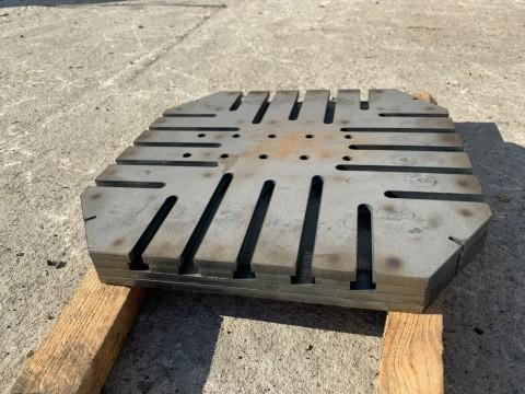 Изготовление многослойного технологического стола из разных толщин стали марки СТ3 в компании LaserCWM