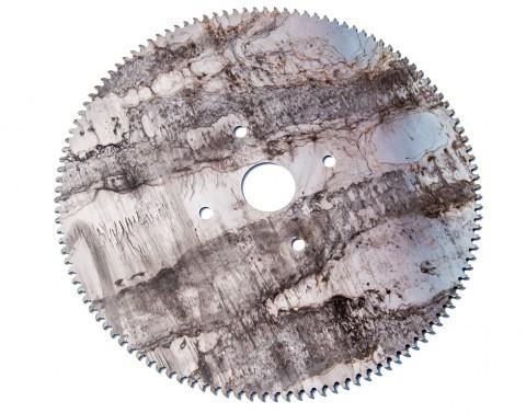 Порезка лазером дисковых пил