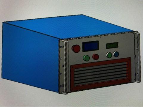 Проект по разработке и изготовлению корпусных деталей для электроники в киевской компании LaserCWM