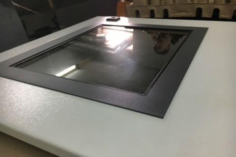 Разработка конструкторской документации и лазерная резка