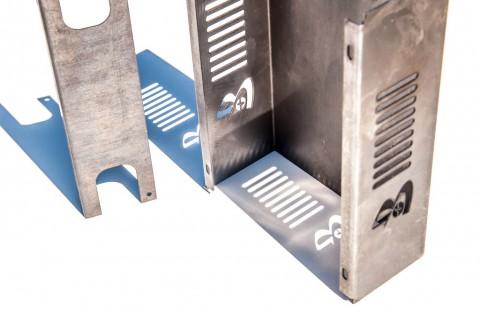 Лазерная резка металла для корпусов промышленного оборудования и єлектроники