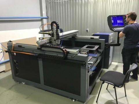 Лазерный комплекс LaserCWM 1300/3W-3000 для сварки тонкостенных конструкций из нержавеющей стали