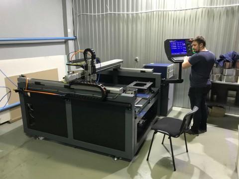 Лазерное оборудование LaserCWM 1300/3W-3000 для сварки