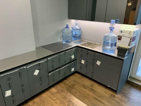 Изготовление поверхности рабочей кухни